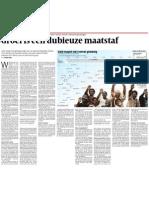 Volkskrant Geld Glueck Korrelation