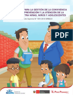 Anexo 3_ Lineamientos Para La Gestión de La Convivencia Escolar, La Prevención y La Atención (Pg. 37 - 43)