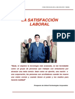 Satisfaccion Laboral PDF