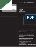 Americana Combined GSA Price List