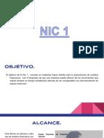 NIC 1 CGT