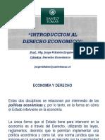 Introduccion al Derecho Economico