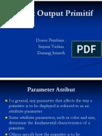 Modul 6 GrafKom-Atribut Output Primitive