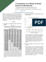 Informe 4 Distribucion de Energia Electrica