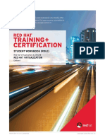 Student Workbook Role Red Hat Virtualiza