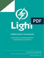 Fabricantes_validados - Light