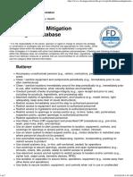 Batterer Mitigation