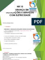 01 Introdução a Segurnça Com Eletricidade
