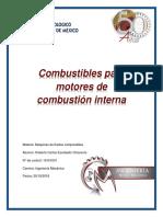 Conbustibles Para Motores de Conbustion Interna