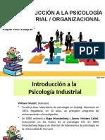 3 Intro Psicologia Org Historia PSIO