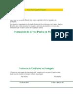 Voz Pasiva en Portugués.docx