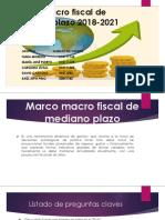 Presentacion Marco Macro Fiscal