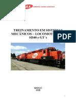 Apostila Mecânica SD40