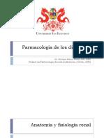 Farmacología 15 diuréticos