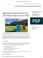 Application Period Opens for JSK Fellowships Class of 2021 _ JSK