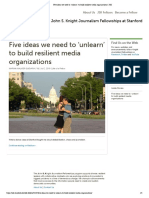 Five Ideas We Need to 'Unlearn' to Build Resilient Media Organizations _ JSK