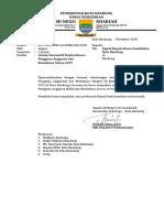 Surat Usulan Nominatif Pejabat Kuasa Pengguna Anggaran Dan Bendahara Tahun 2019