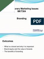 Topic 4a - Branding