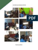 Dokumentasi Kegiatan Pis-pk