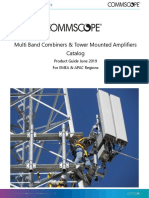CommScope MBC & TMA Catalog_June2019