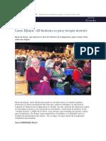 Noticia Oviedo Lama Djinpa