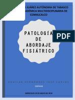 patologias fisiatricas