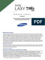 Galaxy Tab 8.5