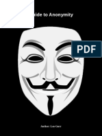 Guide to Anonymity