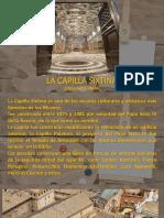 La Capilla Sixtina (Lenguaje Formal)