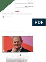 Olaf Scholz rechnet mit zusätzlichen Steuereinnahmen für 2019 - SPIEGEL ONLINE