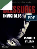 EXTRAIT du roman « Blessures invisibles » d'Isabelle Villain
