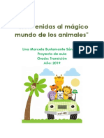 Proyecto de Aula. Lina Bustamante Sánchez