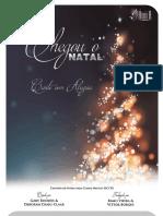 Chegou o Natal - Cantata 2019