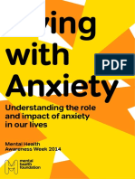 Living With Anxiety Report