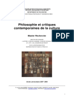 Brochure Master Philo 07-08