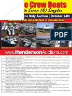 October 24th Crew Boat Auction Digital Catalog