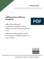 miRNeasy-SerumPlasma-Handbook