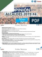 OPINIÓN ALCALDES 2019 #4 BLU RADIO