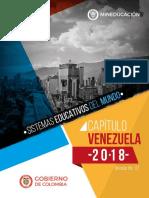 Sistema Educativo de Colombia vs Venezuela