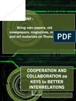 Cooperaation PPT