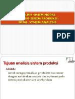 Analisis Sistem Nodal