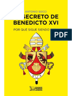 El secreto de Benedicto XVI_ Por qué sigue siendo papa - Antonio Socci