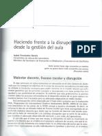 (TEMA 5). 2.2.-Fernández, I. Haciendo Frente a La Disrupción
