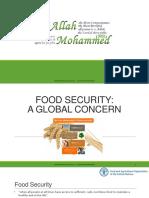 2.6- Global Food Secutiry