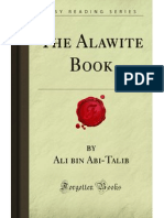 The Alawite Book - 9781605067117