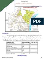 PRAKASAM Irrigation Profile