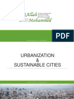 2.4- Urbanization & Sustainable Cities