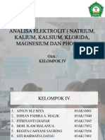 ANALISA ELEKTROLIT ( NATRIUM, KALIUM, KALSIUM.pptx