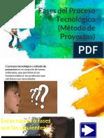 Fases Proceso Tecnologico