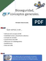 CT21 Bioseguridad, Conceptos Generales